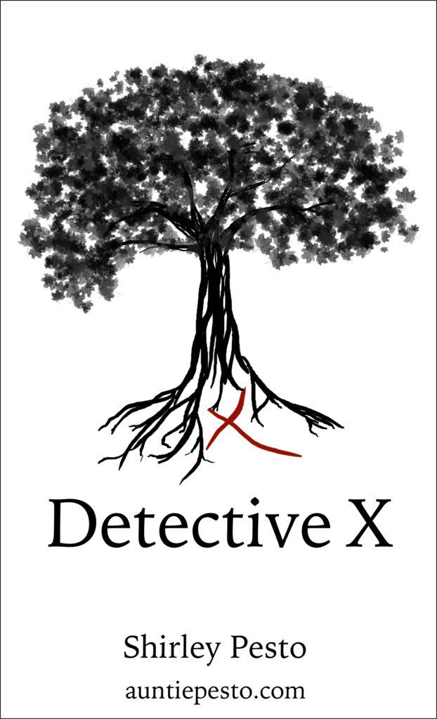 Detective X Cover Art