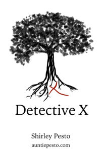 Detective X Cover