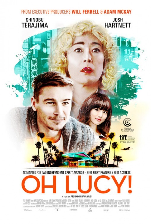 Oh Lucy! Movie Poster (courtesy of IMDB)