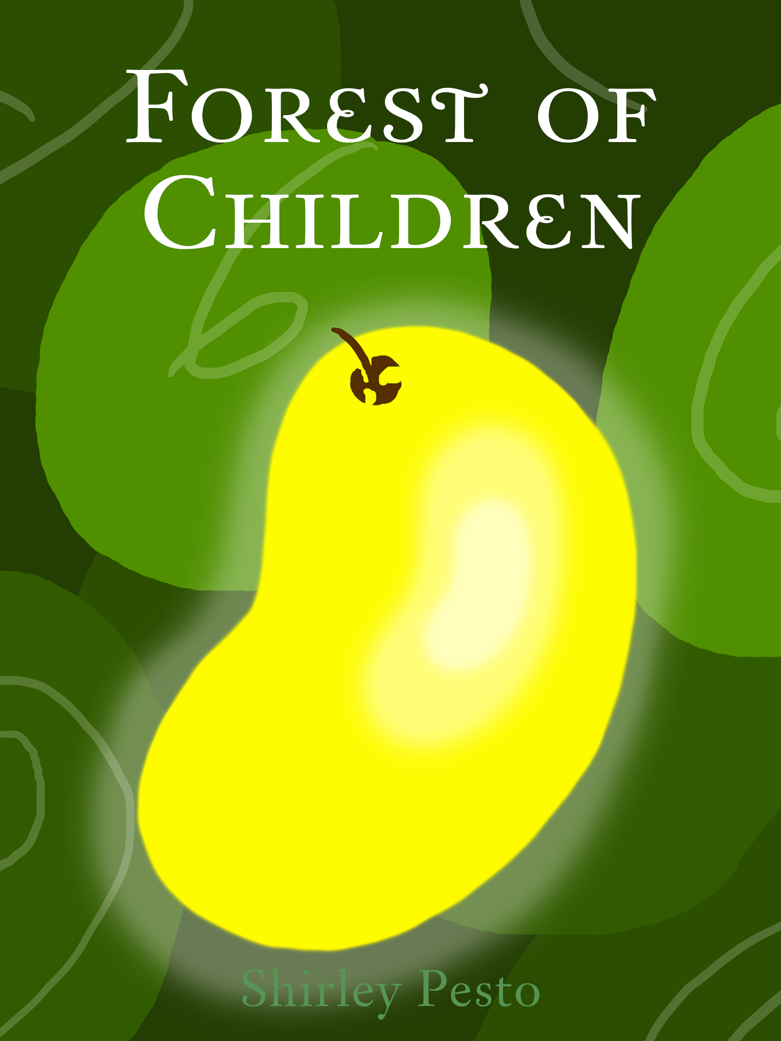 Forest of Children Art