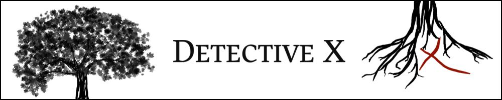 Detective X
